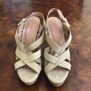 Joie platform heels size US 7 37